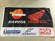 Bandera Flag LCR HONDA TEAM MOTOGP Drapeau Flagge Fahne Bandiere