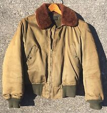 POST WWII US ARMY AIR FORCES USAAF FLIGHT JACKET B-15
