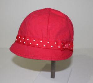 Gymboree Ciao Puppy Polka Dot Red Hat NWT Size 6-12,12-24 Mos.2T-3T,4T-5T U PICK