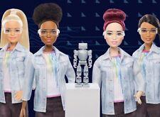 Barbie Robotics Engineer Doll Career of the Year 2018 Asian Pink Hair