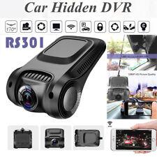 Wifi 1080P vision nocturne espion caché DVR voiture Mini Dash Cam enregistreur vidéo caméra
