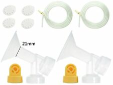 Breastpump Kit for Medela New Pump In Style Advanced Breast Pumps Size SM 21mm 1