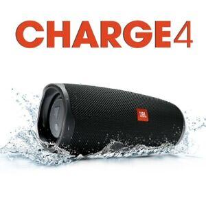 JBL Charge 4 Black,Red Speaker Bluetooth Waterproof Rechargeable Wireless