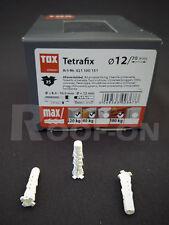 TOX Tetrafix - TFS Allzweckdübel Federspiral Dübel alle Baustoffe Spreizdübel