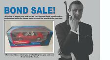 James Bond 007 Beanstalk 1:18 scale Die-cast Ford Thunderbird – NIB
