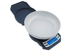 American Weigh Scales LB-3000 Compact Digital Scale with Removable Bowl, 3000.