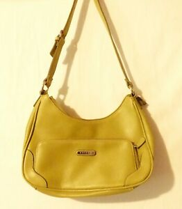 Women's Rosetti 4 Pocket Lime Green Handbag