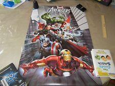 Marvel's Avengers Poster - 18 X 22 Size - Thor, Hulk, Iron Man, Cap