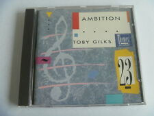 AMBITION TONY GILKS THEMES INTERNATIONAL RARE LIBRARY SOUNDS MUSIC CD