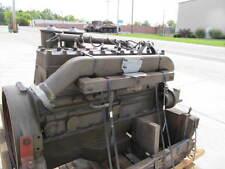 RXC Hercules Rebuild long block Gasoline engine Military surplus Vintage 6 cyl.