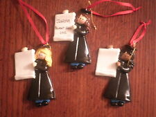 Personalized Boy / Girl Graduation Christmas Ornament