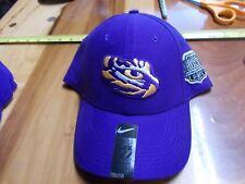 e3fecd00219 ... cheap lsu tigers nike swoosh flex legacy 91 strech fitted hat cap  purple 49304 72b0b