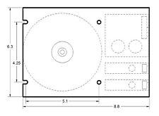 63VDC 10A (peark 17A) 600W CNC Servo Stepper Motor Linear Power Supply  PS-6N63