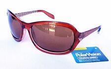 Womens Polar Vision Sunglasses w/ Polarized Lens (1583)100% UVA/ UVB Protection