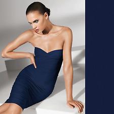 WOLFORD Fatal Velvet Dress  • L • navy  ... als Kleid Rock oder Top ... ohne OVP