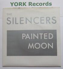 """Silenciadores-Pintado Moon-Excelente Estado 7"""" SINGLE RCA Hush 1"""