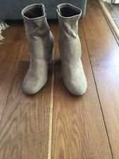 Brand New Boots New Look Suede Boots UK Size 9 EU43