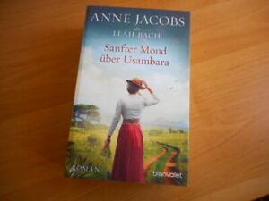 Sanfter Mond über Usambara von Anne Jacobs (Taschenbuch)