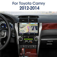 For 2012-2014 Toyota Camry 8 50 55 Car Stereo Radio 2 Din Android 9.1 GPS Player