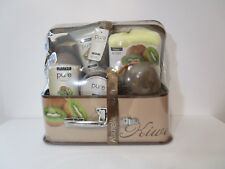 Pure Rachelle Parker Women Deluxe Cucumber Bath & Body Spa Holiday Gift Set NEW