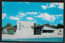 1st First National Bank Humboldt Iowa IA postcard