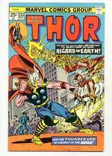 Thor #233    Asgard Vs Earth