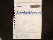 Original Service Manual Philips 70fa561
