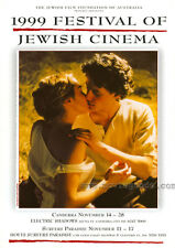 FESTIVAL OF JEWISH CINEMA Movie POSTER 27x40