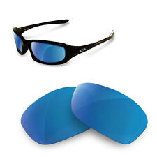 Polarized Replacement Lenses for oakley fives 4.0 blue mirror color