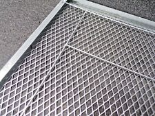 AIR HANDLER Filter Pad Holding Frame, 18x20x1, Galvanized Steel, PACK OF 2(JT)