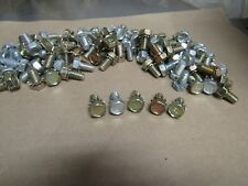 Jeep Willys M38 M38A1 NOS Fender and body bolts lot of five pcs (S185)