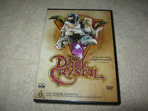 The Dark Crystal - Jim Henson - VGC - DVD - R4
