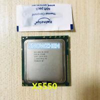 Intel Xeon X5550 CPU 2.66GHz 8MB Cache 6.4GT/s LGA1366 Quad Core Processor SLBF5