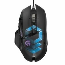 Logitech G502 Gaming Optical RGB  Mouse Proteus Spectrum Tunable Customizable