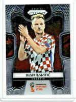 2018 Panini Prizm World Cup Soccer Ivan Rakitic (Croatia) Base #228