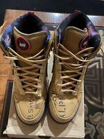 Nike Dunk Hi Premium QS All Star Galaxy 503766 780 Size 10 SB (used)