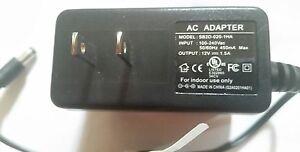 AC Adapter for SB2D-020-1HA 12V 1.5A