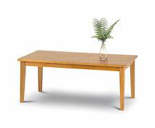 Julian Bowen Cleo Coffee Table Wood Light Oak