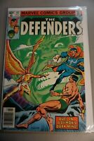 Defenders #83 1980 Marvel Appearance Valkyrie