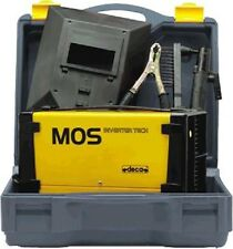 DECA Saldatrice Inverter Deca Mos 168 Evo - 5/150 Ampere con kit access.  283280