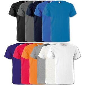 Herren T-Shirt T Shirt Gildan Ultra Cotton T-Shirt Polo Hemd Rundhals Baumwolle