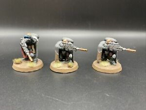 45121 Warhammer 40k Primaris 3 Eliminators WH40k Black Templars Adeptus Astartes