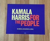 Placard // Rally Sign NEW HAMPSHIRE for Obama Authentic Official 11x17