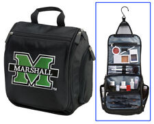 Marshall University Cosmetic Bag- Shaving Kit -Travel Bag Dopp Kit Men Women Tee