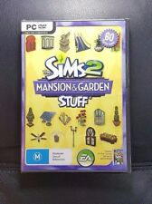 The Sims 2 Mansion & Garden Stuff Expansion Pack *Brand New Seal* - PC Game