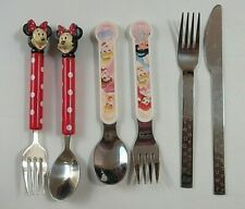 3 SETS OF CHILDRENS CUTLERY