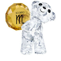 Swarovski Crystal Creation 5396286 Kris Bear-Scorpio RRP $89