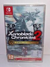 Xenoblade Chronicles 2 - The Golden Kingdom SWITCH NUOVO SIGILLATO ITA