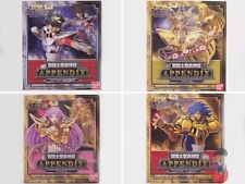Saint Seiya BANDAI Figure Saint Cloth Myth Appendix | Vari Personaggi