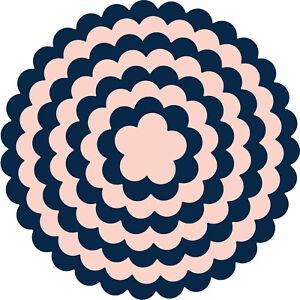 Kanban -  Scallop Circle Die Set #1